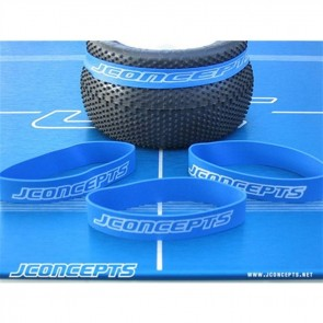 JConcepts package of four tire rubber bands JCO2005