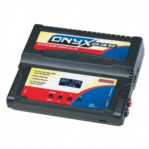 DuraTrax Onyx 235 AC/DC Advanced Charger with Balancing LCD DTXP4235