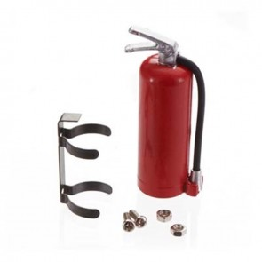 Integy 1/10 Fire Extinguisher with Mount Off-Road INTC25763
