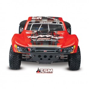 Traxxas Slash VXL 1/10 2WD Short Course Truck RTR with Radio, iD Battery and Charger TRA58076-3